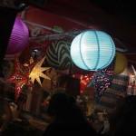 Lantern kiosk